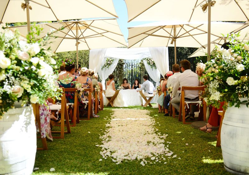 Wedding Ceremonies, Flowers, Algarve, Portugal